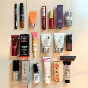 Sephora Makeup Samples